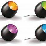 Philips Décoration & Lampes d'atmosphère Living Colors Micro 4,7 W 240 V Noir de la marque Philips Lighting image 2 produit