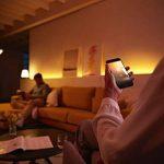 Philips Hue Ruban Lumineux Lightstrip White And Color Ambiance de 2Mètres, Bande Flexible Lumineuse Contrôlée Par Smartphone - Lampe Led à Variation de Couleurs - Fonctionne avec Alexa de la marque Philips Lighting image 3 produit