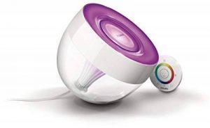 Philips LivingColors Iris Clear Décoration & Lampes d'atmosphère Intensité des couleurs réglable de la marque Philips Lighting image 0 produit
