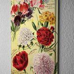 Plaque émaillée Florale Flore Fleuriste de la marque leotie fashion&lifestyle image 2 produit