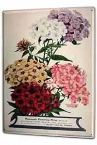Plaque émaillée Posters Enseignes en métal Panneaux Plaques XXL La Magasin Fleurs Fleuriste de la marque Leotie GmbH image 0 produit