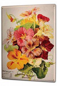 Plaque émaillée Posters Enseignes en métal Panneaux Plaques XXL Plantes Fleuriste de la marque Leotie GmbH image 0 produit