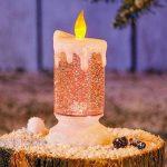 Provence Outillage Bougie caméléon à LED Mulitcolor 17cm de la marque Provence Outillage image 3 produit