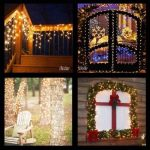 Qedertek Guirlande Solaire Extérieure 200 LED Blanc Chaud 22 Mètres 8 Jeux de lumière Guirlande Lumineuse pour la Décoration de Jardin, Patio, Clôture, Balcon de la marque Qedertek image 2 produit
