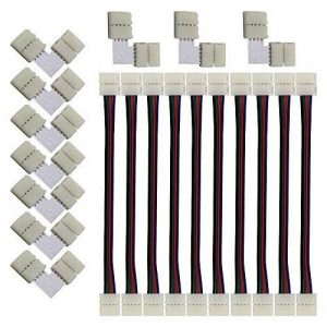 raccord pour ruban led rgb TOP 6 image 0 produit