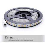 Réduction pour Prime Day: Auralum® Ruban à LED Strip Flexible Bande 5M 72W SMD 5630*300 Leds IP20 Blanc Chaud Ruban à LED + Télécommande + Alimentation de la marque AuraLum image 1 produit