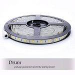 Réduction pour Jour XXL 2015: Auralum® Ruban à LED Strip Flexible Bande 5M 72W SMD 5630*300 Leds IP65 Imperméable Blanc Froid Ruban à LED + Télécommande + Alimentation de la marque AuraLum image 1 produit
