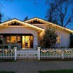 Rophie Guirlande lumineuse solaire étanche en fil de cuivre avec 200LED blanc chaud - Longueur 22m - Guirlande lumineuse pour l'intérieur et l'extérieur - Idéale comme décoration de Noël, pour une fête ou un mariage de la marque Rophie image 2 produit
