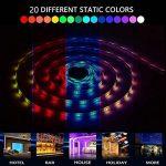 ruban led couleur changeante TOP 4 image 1 produit