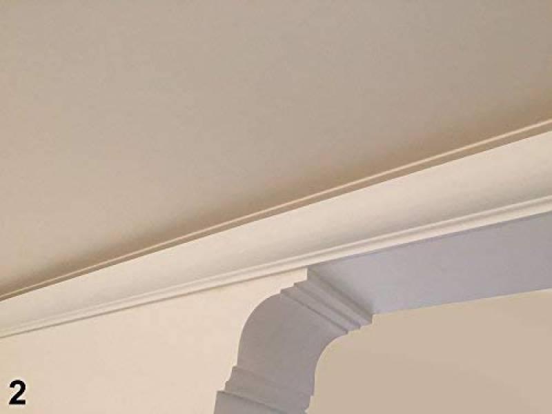 /«Rampe lumineuse Wiesemann QL011 Moulure de stuc pour /éclairage indirect en polyur/éthane de qualit/é