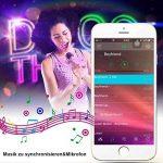 Ruban Led Tenlion de la Commande de L'APP du Smartphone de Bluetooth S'Adaptent Aux SystèMs D'Android Et IOS Dispositifs Complets RGB 5mèTres 5050 Bande Led +12V 3A L'Alimentation éLectrique de la marque Tenlion image 3 produit