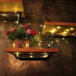 Salcar coloré LED Guirlande Lumineuse DE 10 mètres / 33 Ft 100 diodes à l'intérieur du Fil de cuivre Micro USB pour Les fêtes de Noël Party Decorating (Blanc Chaud) de la marque Salcar image 2 produit