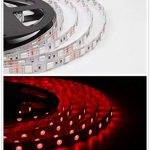 Salcar Kit de Ruban à LED 10m RGB LED Strip avec 600 LEDs (SMD5050), 16 Couleurs au Choix, Télécommande IP 24 Touches Incluse, Contrôleur et Bloc d'Alimentation 12V 120W de la marque Salcar image 2 produit