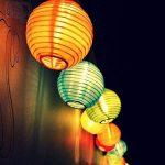 Samoleus Lanterne Boule Lumières IP65 Étanche Solar Powered Chinoises Noël String S'allume pour Extérieur, Patio, Jardin, Vacances, Fête, Mariage de la marque Samoleus image 3 produit