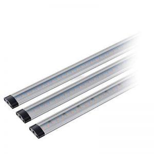 SEBSON Barre lumineuse LED Blanc chaud, à intensité variable (Touch fuktion), LED Barre 30cm, réglette LED Lot de 3 de la marque sebson image 0 produit
