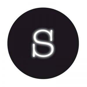 Seletti Lampe néon moulée en Forme de Lettre 12cm de Hauteur 17–S de la marque Seletti image 0 produit