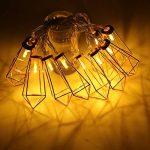 Sharplace Guirlandes Lumineuses LED de Diamant en Fer Lumière Décor en Halloween Noël de la marque Sharplace image 2 produit