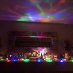 SOAIY Lampe d'Ambiance LED Multicolore Lampe de Nuit avec Projection 4 Minuteries & 3 Niveaux de Luminosité avec Télécommande - Noire de la marque SOAIY image 3 produit