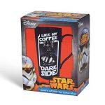 Star wars céramique-tasse à latte macchiato - 500 ml-dark vador-bouche et langue livré dans une boîte cadeau de la marque Star Wars image 1 produit