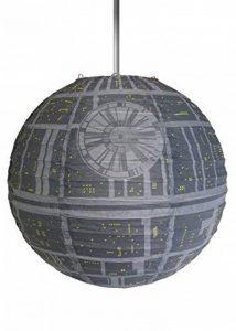 Star Wars–Lampe suspension–Episode 4Papier–Étoile de la mort de la marque Star Wars image 0 produit