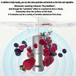 Stérilisateur Votre laveuse Intelligente ultrasonique portative, désintoxication de Fruit et de légume, Nettoyeur de Verres de la marque Stérilisateur image 2 produit