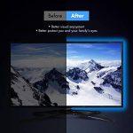 Sunix Ruban à LED pour HDTV Rétroéclairage TV USB pour téléviseur HD 40 à 60 Pouces, Flexible Strip Light (50cm x 4) + télécommande à Infrarouge 44 Touches LED Light Strip pour TV, Bureau, Ordinateur de la marque Sunix image 1 produit