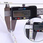 Tailcas® 5 Mètres 12V DC 5630 300 LEDs Super-Lumineux Ruban à LED Bande, Flexible Light Strip LED / Barre Lumineuse, Idéal pour l'Intérieur / Extérieure Décoration - (Étanche, Blanc Froid) de la marque Tailcas image 1 produit