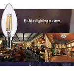 TAOtTAO 4pc Lampe LED E12120V Ampoule LED Ampoule LED Alimentation réelle 4.5W Lampe Chaud Lampada de la marque TAOtTAO image 1 produit