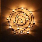 Topstone Lot de 24 lumières LED bougies à piles avec télécommande Bougies sans flamme vacillante avec 4 h, 6 h, 8 h Minuteur, pour mariage, anniversaire, fête de Noël de la marque Topstone image 1 produit