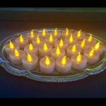 Topstone sans flamme Thé lumières avec minuteur et télécommande, alimentation par batterie LED bougies, Bougie électrique Faux avec lumineux et lumière vacillante Jaune ampoule, Lot de 12, idéal pour les fêtes, festivals et décoration de maison fêtes de l image 1 produit