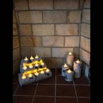 Topstone sans flamme Thé lumières avec minuteur et télécommande, alimentation par batterie LED bougies, Bougie électrique Faux avec lumineux et lumière vacillante Jaune ampoule, Lot de 12, idéal pour les fêtes, festivals et décoration de maison fêtes de l image 2 produit