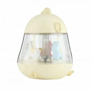 Touch Lampe De Chevet USB Recharge Colorée Nuit Lumière Cadeau Carrousel Musique Lumière Bébé Veilleuse de la marque ZHITENG image 0 produit