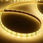 TurnRaise Ruban LED Lumière de Nuit Détecteur de Mouvement, Flexible Lampe de rétroéclairage Lampe de Chevet Souple décoratif (1 Bande) de la marque TurnRaise image 1 produit