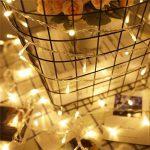 Uping Guirlandes Lumineuses 22m 200 Leds, avec Prise EU, 8 Modes de Fonctionnement, Décoration Maison Jardin Fête Cérémonie (Blanche Chaude) de la marque Uping image 1 produit