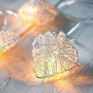 vase et guirlande lumineuse TOP 0 image 0 produit