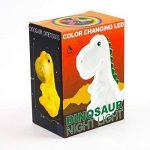 Veilleuse Dinosaure pour Enfant - LED à Couleur Changeante - 16cm à Piles de la marque Festive Lights image 1 produit