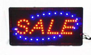 Vente LED Neon Business Mouvement enseigne lumineuse de la marque ThedisplayDeal image 0 produit