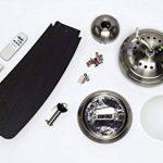 ventilateur de plafond avec télécommande sans eclairage TOP 0 image 2 produit