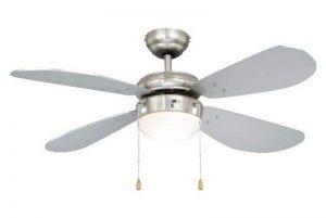 ventilateur de plafond avec télécommande sans eclairage TOP 4 image 0 produit