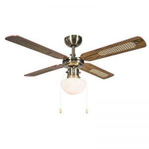 ventilateur plafond pour chambre TOP 1 image 0 produit