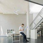 ventilateur plafond silencieux avec télécommande TOP 1 image 4 produit
