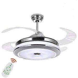 ventilateur plafond silencieux avec télécommande TOP 3 image 0 produit