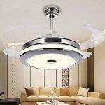 ventilateur plafond silencieux avec télécommande TOP 3 image 2 produit