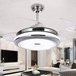 ventilateur plafond silencieux avec télécommande TOP 3 image 3 produit