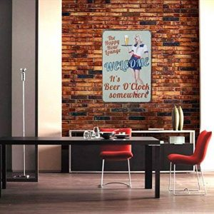 winomo Vintage métal étain signe Plaque murale Art Poster Cafe Bar Pub de de bière de la marque WINOMO image 0 produit