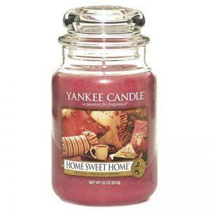 YANKEE CANDLE bougie grande jarre, «Douce maison» de la marque YANKEE CANDLE image 0 produit
