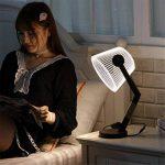 YL-Light 3D Simple LED Lampe De Table Soin des Yeux Acrylique Bois Creative Nuit Lumière Chambre Chevet Lampe De Bureau Hôtel Décorations de la marque YL-Light image 3 produit
