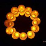 ZeleSouris kit complet de 12 bougies rechargeables sans flamme / sans cire lumière chandelle vacillante lumignon bougies électrique LED Candle Lights donne une bonne ambiance pour maison / mariage / soirée (Jaune) de la marque Générique image 2 produit